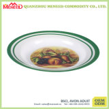 8 '' Factory Direct Price Mélamine Soup Bowl