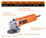 Power Tools grado industrial 750W amoladora angular (KD38)