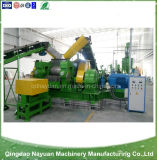 Halbautomatischer Gummipuder-Produktionszweig, Gummipuder, das Maschine herstellt