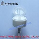 Nagellack-Flaschenkapsel, Plastikduftstoff-Pumpe mit Plastikschutzkappe