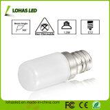 Blanco blanco de la bombilla S6 1.5W E12 de la noche de la UL LED de RoHS del Ce/caliente frío
