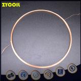 Fio de cobre esmaltado de grandes dimensões da bobina do Núcleo de Ar