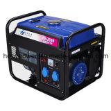 Охлаженный воздухом портативный генератор газолина (5000W)