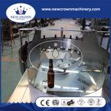 Bouchon de la Couronne automatique Machine de remplissage de bouteilles en verre pour la bière