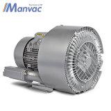 Ventilateur régénérateur de vide poussé pour le système d'aspiration central