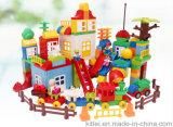 Instrução plástica de Hotsale que aprende brinquedos para crianças, brinquedos do jogo do enigma 3D