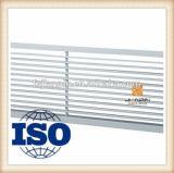 Einfacher Installations-Luft-Luftschlitz-lineares Stab-Gitter für Decke