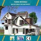 Pre projetando a casa de aço clara da casa de campo