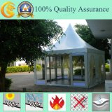 رفاهية بيضاء [غزبو] خيمة خارجيّة قمة ظلة خيمة
