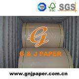 Bonne qualité Brown haut de page vierge du papier kraft/Craft chemise pour la vente
