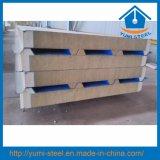 Polyurethan-Dichtungs-Felsen-Wolle-strukturelle Isolierdach-/Wand-Zwischenlage-Panels