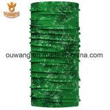 Écharpe en cuivre circulaire en gros Tissu en polyester à microfibres bon marché Bandana magique