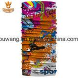 Sciarpa multifunzionale personalizzata del poliestere stampata marchio