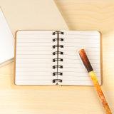 Impresión a todo color del cuaderno espiral del Hardcover Wire-O/del cartón