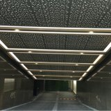 Qualitäts-akustisches Aluminium-perforierte Decke für Innendekoratives