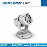 Proiettore esterno 3in 18W dell'indicatore luminoso IP65 RGB LED della proiezione