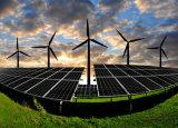태양 에너지 시스템을%s 가진 1000W 바람 터빈 발전기 또는 풍력 발전기