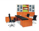 Tableau de bureau exécutif de noix rouge classique de modèle/bureau lustrés (NS-D016)