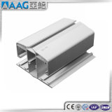 Perfil de aluminio modificado para requisitos particulares de la ventana del obturador