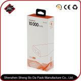 El gancho de plástico personalizada del cuadro de color / Caja rígida / caja plegable para productos electrónicos