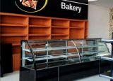 De gekoelde Vitrines van de Bakkerij van de Cake Koelkast Gebruikte Voor Verkoop