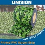 Unisignのよい価格および品質PVCは日除けの防水シート35m PVCストリップの塀に塗った