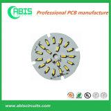PWB do circuito do diodo emissor de luz do alumínio PCBA SMD