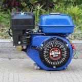 バイソン(中国) 5HP 6.5HP 168f 168f-1の空気によって冷却されるタイプ単一シリンダー小型ガソリン機関の手動開始