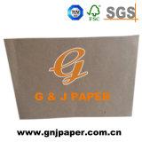 Papel de embalagem de grande resistência de Brown Com boa qualidade