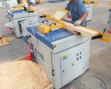 기계를 금을 내는 나무로 되는 세로 침목 깔판