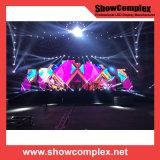 Video parete piena dell'interno di colore LED (500mm*500mm/500mm*1000mm pH2.97)