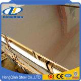 AISI 201 304 feuille balayée par délié d'acier inoxydable de 316L 321 309S 310S 430
