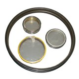 물개 그룹 또는 뜨거나 2_cwung_chang 콘 금속 마스크 편류 반지 또는 굴착기 물개