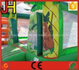 Kasteel van de Uitsmijter van de Afzet van de fabriek het Opblaasbare voor het Spel van Jonge geitjes