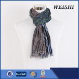 (WV4-3/4) 형식 색깔 15%Wool 85%Visco 남자 스카프