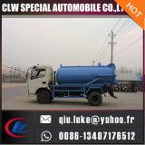 Caminhão-tanque de vácuo de sucção de esgoto 2017, caminhão de sucção de esgoto