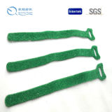 Cinghia elastica registrabile con le reggette di nylon