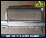 Filtro de engranzamento tecido aglomerado do fio do aço inoxidável/filtro do cartucho