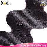 1つの供給の人間の毛髪のバージンのブラジルの実質の毛の拡張