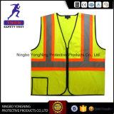 高い可視性の工場からの試しそしてWorkwearの使用のための通常の安全ベスト
