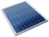 Pila solare monocristallina del silicone 100W 250W del grado del fornitore