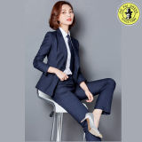 Vente en gros Custom Uniform Office Ladies Suit Uniform