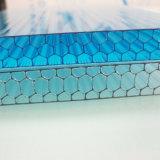 産業使用のためのポリカーボネートによって補強される蜜蜂の巣サンドイッチシート