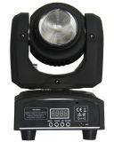 새로운 디자인 40W RGBW 4in1 LED 광속 빛