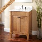 Тщета ванной комнаты березовой древесины тщеты ванной комнаты твердой древесины Fed-1279
