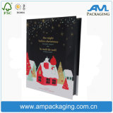 Vente en gros de papier recyclable Packing Custom Dongguan Packaging Christmas Gift Box