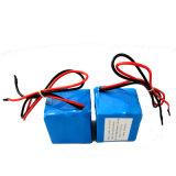 18650 paquetes 12V 89.6ah de la batería de litio para la luz solar