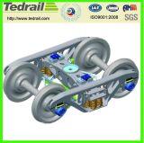 Carrello ferroviario ferroviario di controllo di Tedrail per la buona vendita