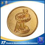 Изготовленный на заказ выдвиженческая монетка металла с вырезом (Ele-C027)