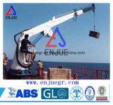 Semi гидравлической системы складывания стрелы морской кран складной палубе кран